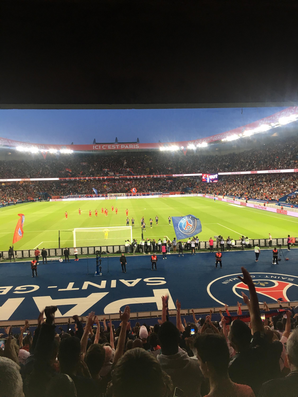 PSG vs Nîmes