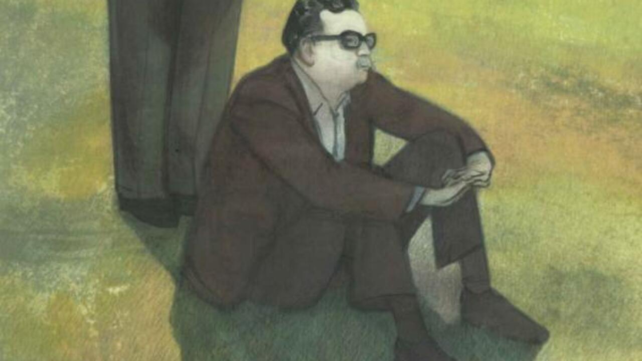 Maldito Allende Un Comic Sobre El Chile De Los 70 S Carrusel De Las Artes