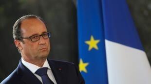 法國邀請伊朗參加巴黎援助伊拉克國際會議