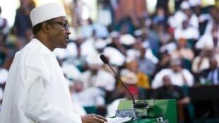 Shugaban Najeriya Muhammadu Buhari ya gabatar da kasafin kudi sama da na Naira Tiriliyon 6