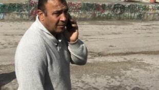 """Jamil Kasas, da ONG """"Combatentes pela Paz"""", teme mais violência por parte dos palestinos após frustração com plano de paz anunciado por Donald Trump."""