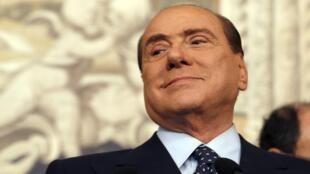 Sans surprise, Silvio Berlusconi affiche le patrimoine le plus élevé avec 35 millions d'euros de revenus déclarés en 2013.