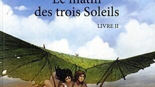 Couverture du livre 2 du Prince des Nuages : le matin des trois soleils.