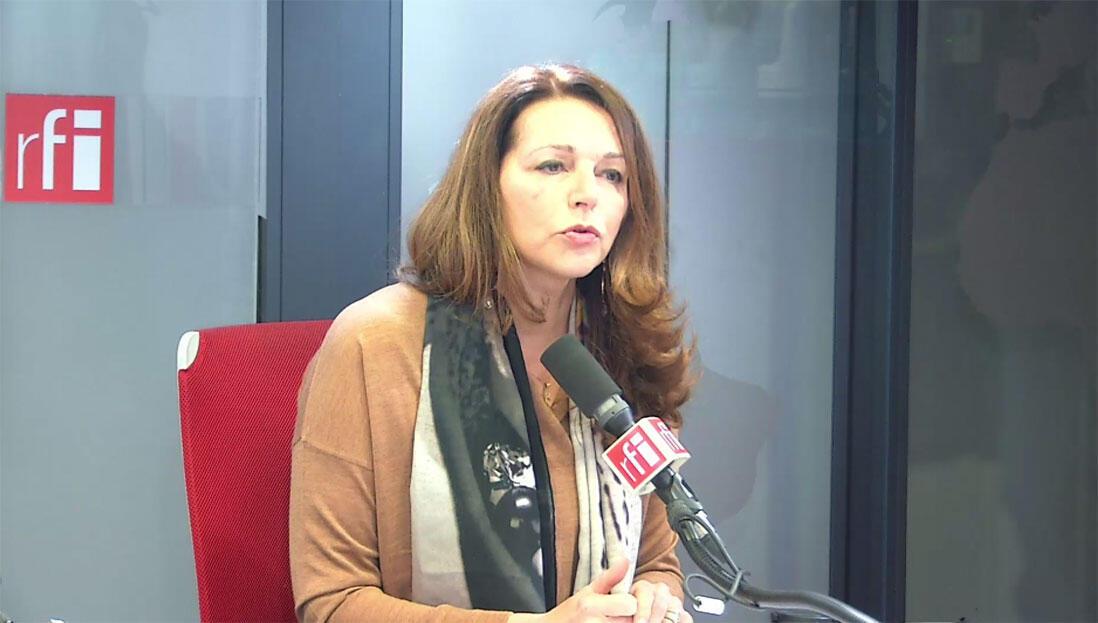 Valérie Boyer, députée LR des Bouches-du-Rhône.
