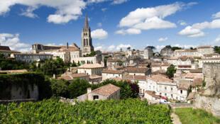 法國波爾多聖-埃米利永葡萄種植區( Juridiction de Saint-Emilion)