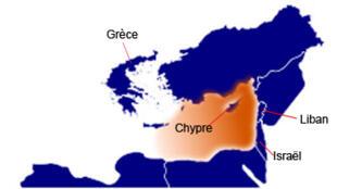 Le Liban et Israël ne sont pas d'accord sur la délimitation de leurs gisements de gaz off-shore en Méditerranée orientale.