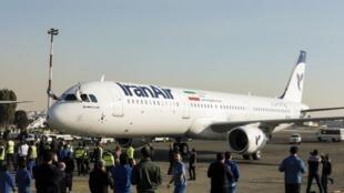 Phi cơ của Iran Air (Ảnh minh họa)
