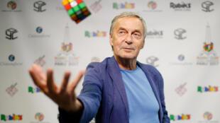 Изобретатель знаменитой головоломки Эрно Рубик будет лично вручать награды победителям