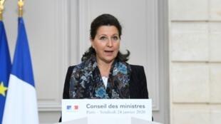 法國衛生部長資料圖片