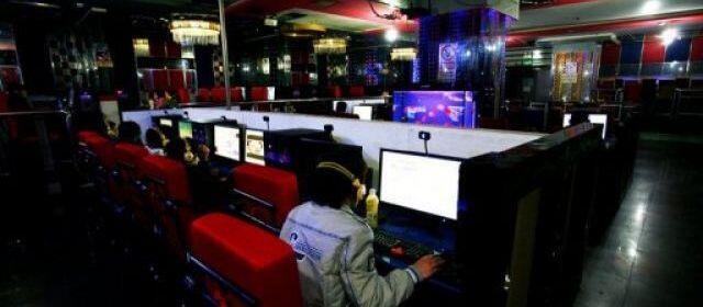 中国对互联网严化管制和快速整治清洗