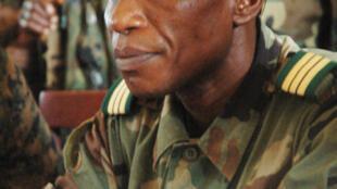 Le chef de la junte guinéenne, le capitaine Moussa Dadis Camara.