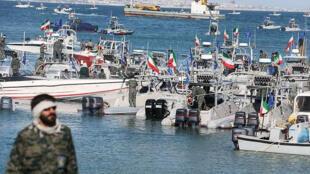 Ảnh minh họa: Tàu Iran