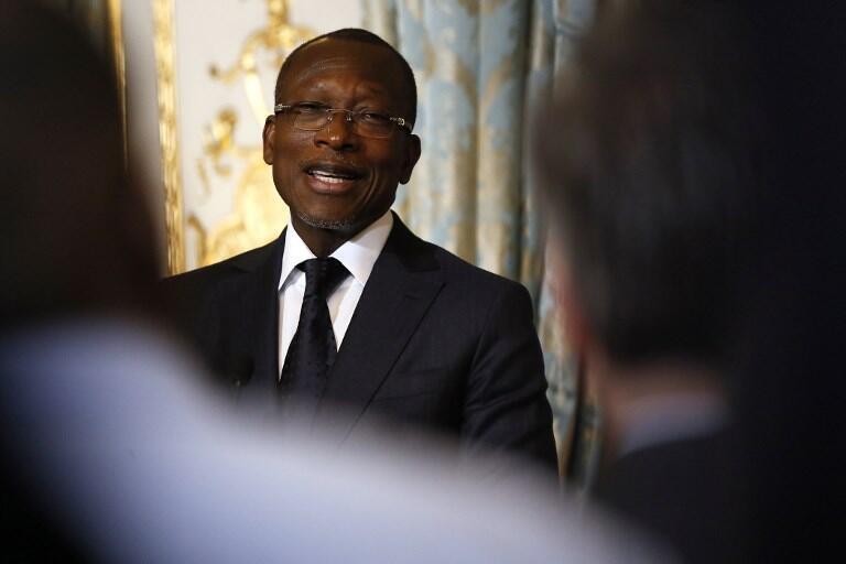 Rais wa Benin Patrice Talon.