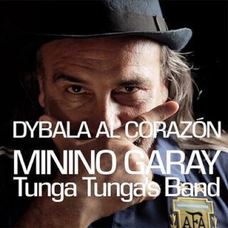 Avance del nuevo album de Minino Garay
