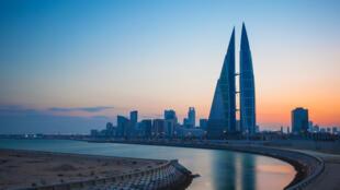 Vista de Manama, capital de Bahrein.