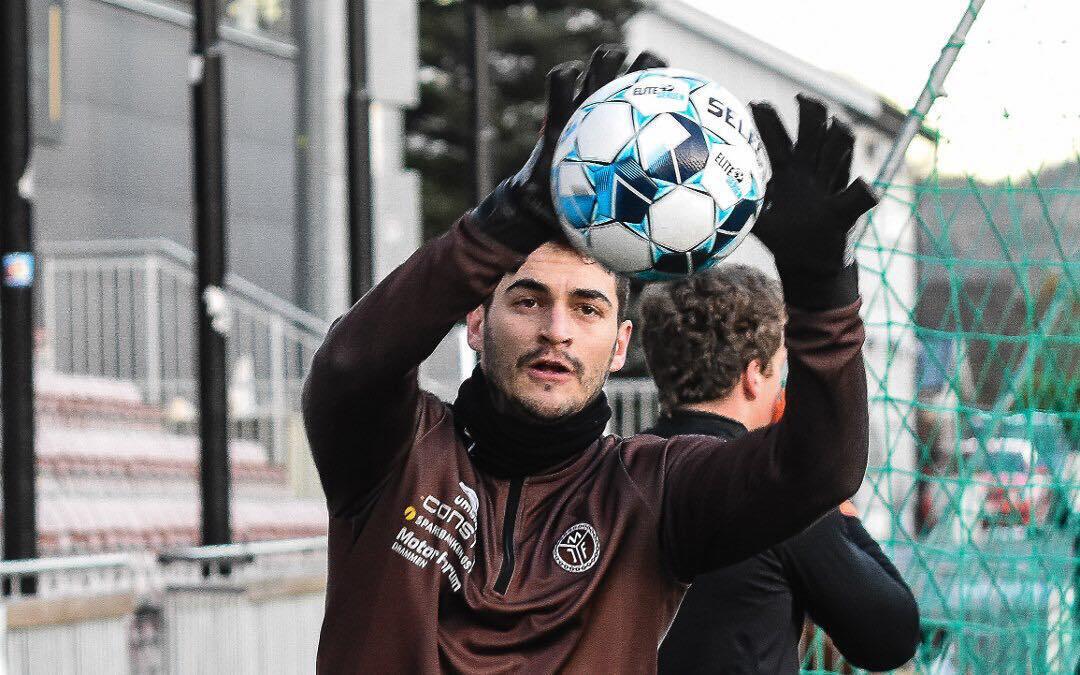 Miguel Vieira - Guarda-redes - Mjøndalen IF - Futebol - Desporto - Football - Noruega