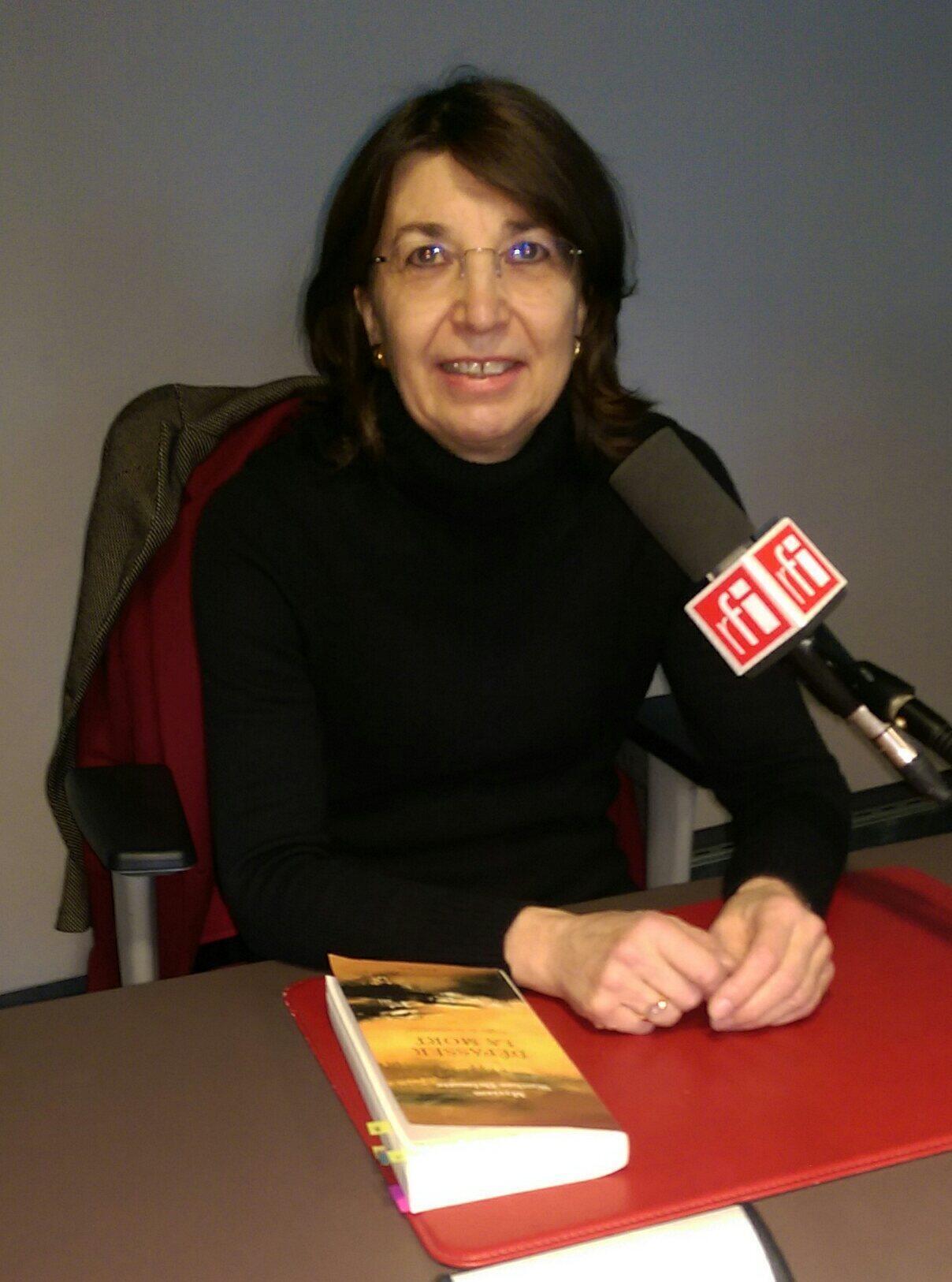Myriam Wathee-Delmotte.