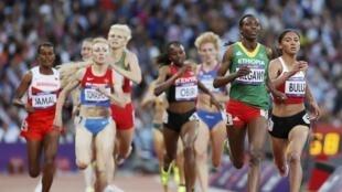 L'Ethiopienne Abeba Aregawi se qualifie sans problème pour la finale du 1500 mètres qui aura lieu le vendredi 10 août 2012.