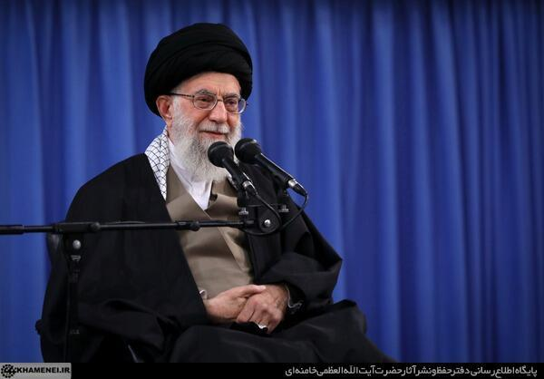 علی خامنهای در جمع طلاب و روحانیان قم نسبت به حضور دشمن در این شهر هشدار داد.