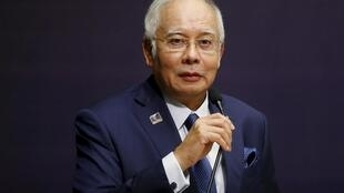Thủ tướng Najib Razak phát biểu tại Kuala Lumpur, Malaysia, ngày 25/01/2016.