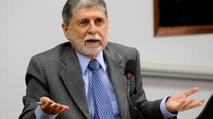 O chanceler Celso Amorim