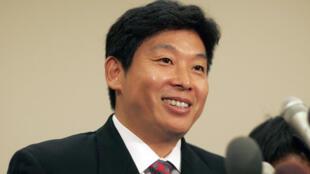 旅美中国异议人士杨建利