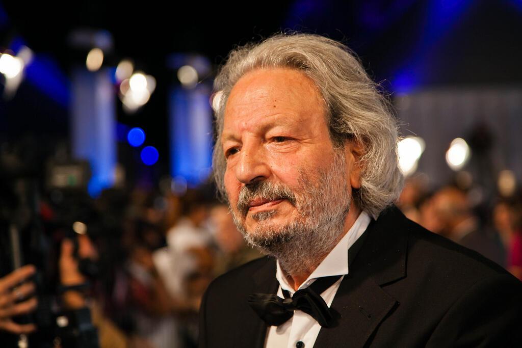 O cineasta sírio Mohamad Malas.
