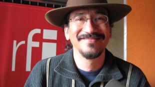 Alfonso Hinojosa en RFI.
