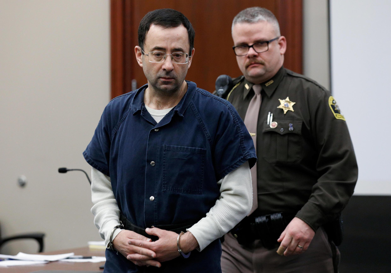 Larry Nassar bị lãnh án 175 năm tù vì lạm dụng tình dục các nữ vận động viên trong suốt 20 năm.