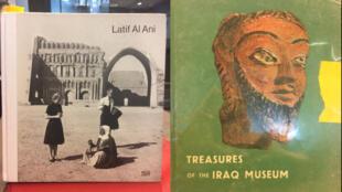 Des objets de l'exposition «Bagdad mon amour».