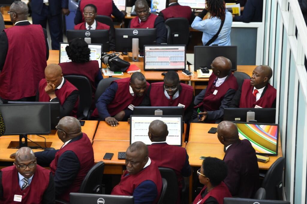La bourse de Lagos bat des records de performance depuis le 22 septembre 2020.