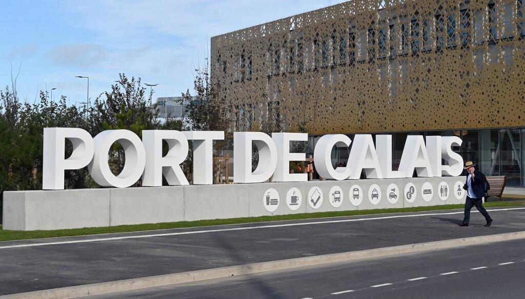 France - port de Calais