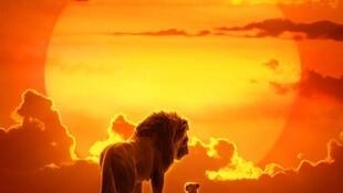 L'affiche du remake de «Le Roi Lion»