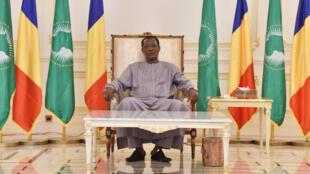 Rais wa Chad Idriss Deby.