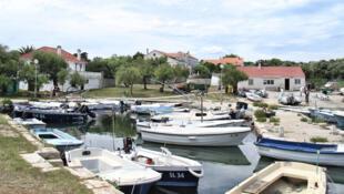 L'île croate de Silba.