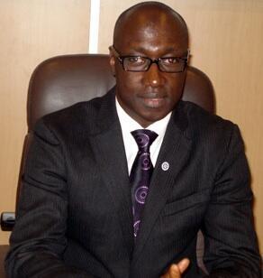 Braima Camará, cabeça-de-lista do MADEM nas legislativas de 10 de Março 2019 na Guiné-Bissau.