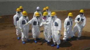 Nhiễm xạ nước ngầm xung quanh nhà máy điện Fukushima, vấn đề đau đầu của TEPCO.