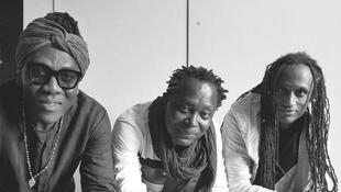 Lokua Kanza, Richard Bona, Gérald Toto à RFI.
