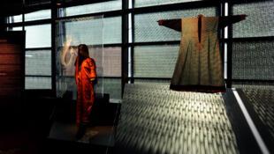 Exposición 'El Oriente femenino' visto por el estilista Christian Lacroix, en el museo Quai Branly del 8 de febrero al 15 de mayo de 2011.