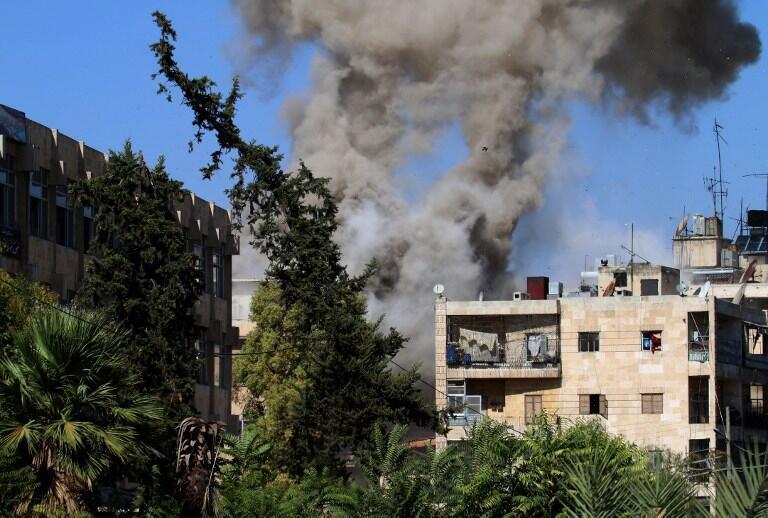 Алеппо, 20 октября 2016