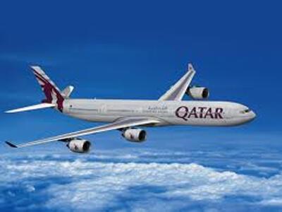 ایران پروازهای داخلی اش را به شرکت هواپیمایی قطر واگذار کرد