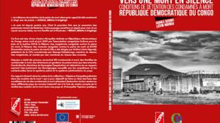 Couverture du rapport sur la situation des plus de 500 condamnés à mort en République Démocratique du Congo.