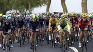 Quinta etapa do torneio Tour de France foi feita nesta quarta-feira (8).