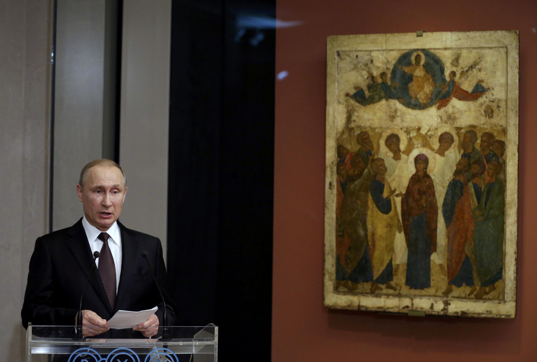 Phát biểu của tổng thống Nga nhân ngày chót chuyến công du Hy Lạp, ngày 27/05/2016.