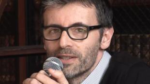 Le chercheur François Robinet est maître de conférences en histoire contemporaine à l'université de Versailles Saint-Quentin-en-Yvelines (Capture d'écran).