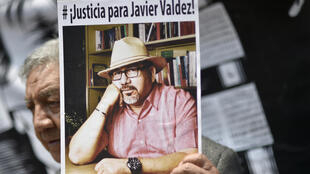 Mexican journalist Javier Valdez was murdered in May 2017