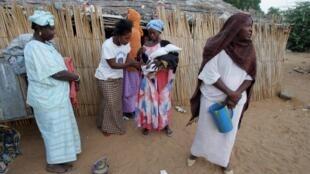 'Yan gudun hijirar Mauritaniya a kasar Senegal
