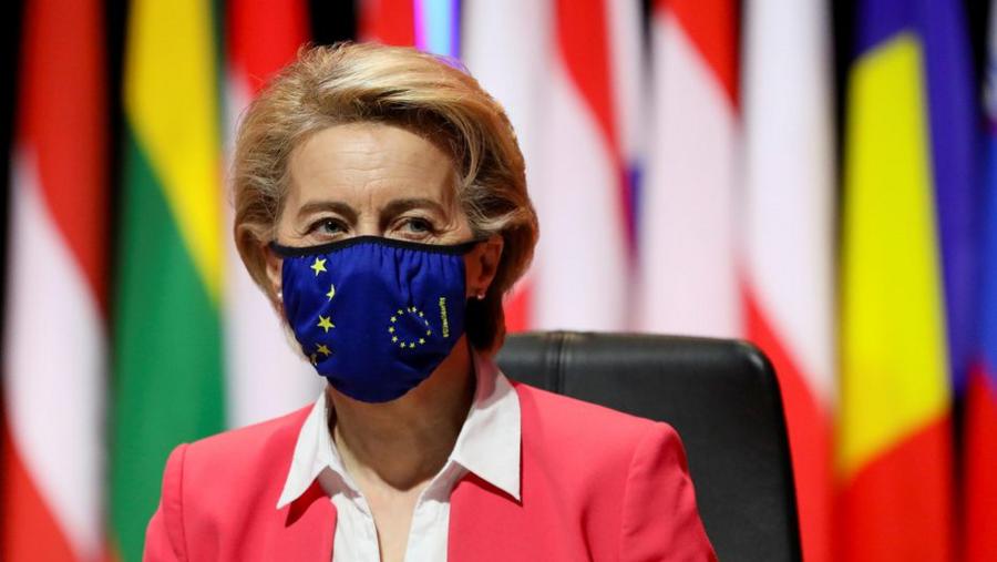欧盟与辉瑞公司达成18亿剂新冠疫苗采购协议 欧盟与辉瑞公司达成18亿剂新冠疫苗采购协议
