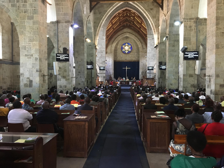 kanisa la All Saint's Cathedral la jijini Nairobi nchini Kenya.