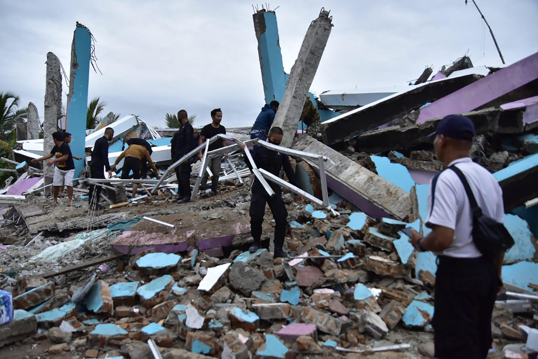 indonesie-seisme-hopital